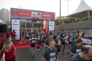 TF Sports e Santander realizam a Santander Track&Field Run Series