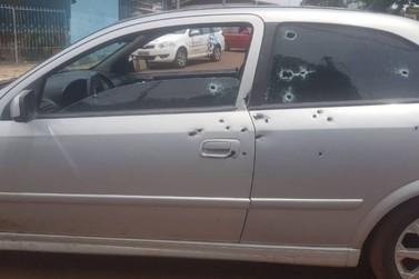 Dois homens ficam feridos em tentativa de homicídio no bairro Porto Meira