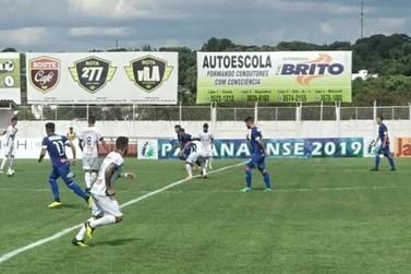 Foz do Iguaçu e Cianorte empatam e seguem sem vencer no Paranaense
