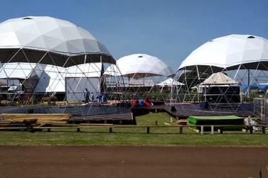 Itaipu leva tecnologia e agroecologia ao Show Rural Coopavel em Cascavel