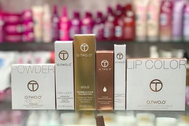 O.TWO.O lança linha completa de maquiagem com mais de 50 produtos