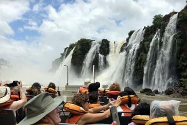 Parque Nacional do Iguaçu abrirá mais tarde para visitação nesta quinta-feira