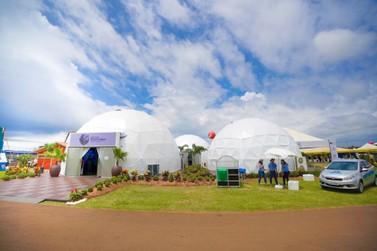 Itaipu e parceiros levam tecnologia e inovação para o Show Rural Coopavel 2019