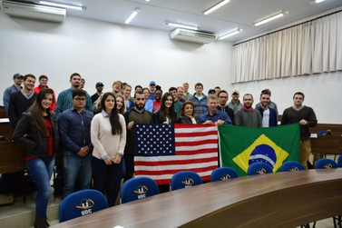 UDC mantém parcerias internacionais com instituições em diversos países