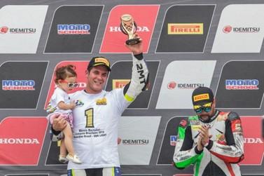 Atual campeão de Motovelocidade pode deixar de correr por falta de patrocínio