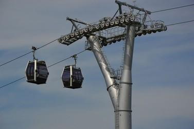 Avança projeto para instalação de teleférico na Tríplice Fronteira