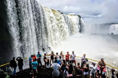 Com fim do visto de entrada, Foz espera dobrar número de turistas dos EUA