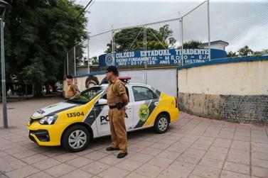 Começa a seleção de policiais que vão atuar nas escolas estaduais de Foz