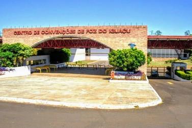 Concessão do Centro de Convenções de Foz do Iguaçu fracassa mais uma vez