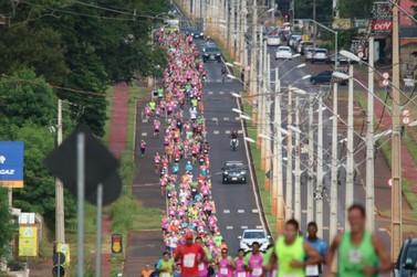Corrida e Caminhada do Dia da Mulher batem recorde em Foz do Iguaçu