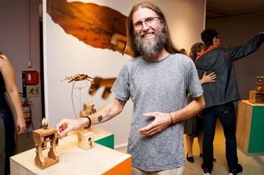 Três exposições do Ecomuseu de Itaipu ficam em cartaz até o final do mês