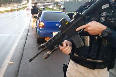 Forças de segurança realizam operação para reduzir crimes em Foz do Iguaçu