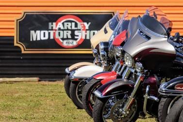 Harley Motor Show aquece os motores do turismo em Foz do Iguaçu