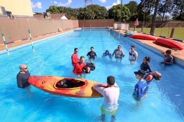 Itaipu leva projeto Meninos do Lago para piscinas de centros de convivência