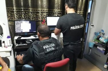 Polícia Civil faz operação contra pedofilia em Foz e mais sete cidades
