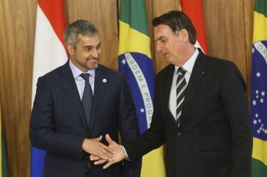 Revisão do Tratado de Itaipu será desafio, diz presidente do Paraguai