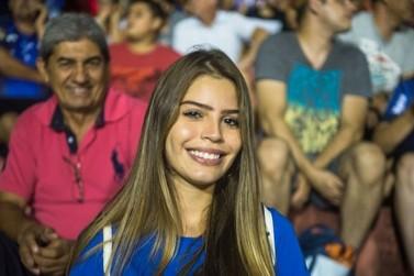 Torcedoras do Foz do Iguaçu Futebol Clube terão entrada gratuita no domingo