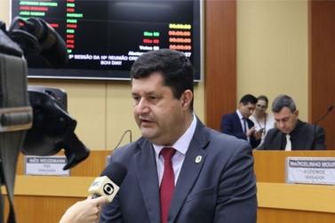 Vereador Rogério Quadros propõe isenção de IPTU em regiões de alagamento