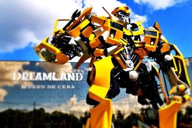 Complexo Dreamland terá horário especial de visitação no Feriado de Páscoa