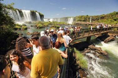 Parque Nacional do Iguaçu tem horário ampliado no feriadão de Páscoa