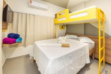 Pop Hotel alia hospedagem econômica e de qualidade em Foz do Iguaçu