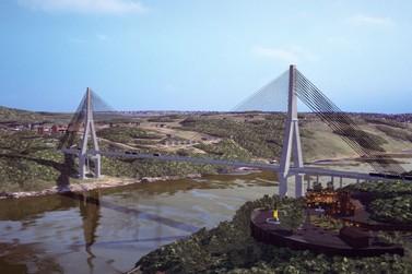 Presidentes do Brasil e Paraguai lançam segunda ponte em 10 de maio