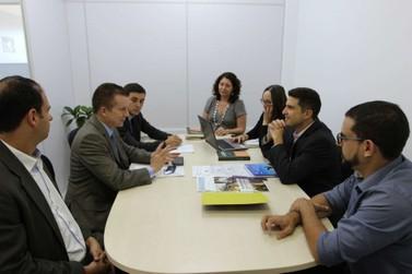 Unila, Parlasul e Instituto Europeu desenvolvem parceria para pesquisas