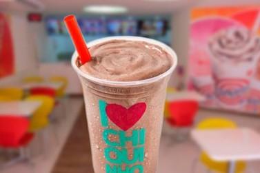Chiquinho reinaugura loja da Avenida Brasil com milk-shake pela metade do preço