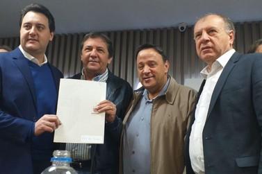Governador autoriza construção de nova Unidade Básica de Saúde em Foz do Iguaçu