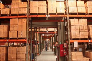 Mais de R$ 9 milhões em mercadorias foram doados pela RF em Foz do Iguaçu