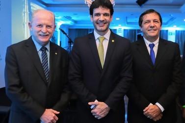 Ministro destaca potencial do turismo de eventos em Foz do Iguaçu