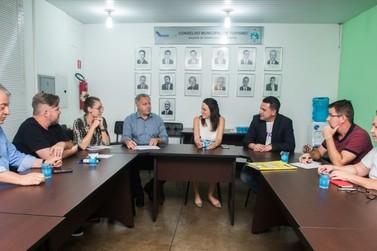 Prefeitura de Foz e Comtur iniciam a organização da 3ª Conferência de Turismo