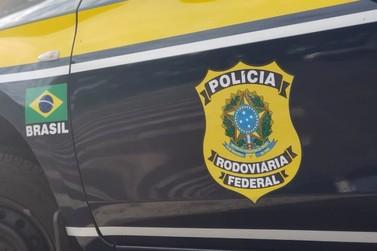 PRF prende condutor em flagrante por dirigir bêbado na BR-277 em Foz do Iguaçu