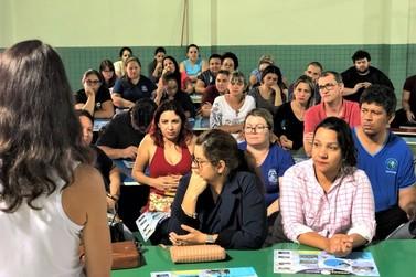 Professores da rede municipal vão aderir a greve nacional em 14 de junho
