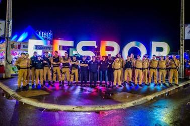 Segurança é uma das prioridades para os visitantes da Fespop Festival