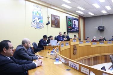 Vereadores concluem votação da reposição salarial dos servidores municipais