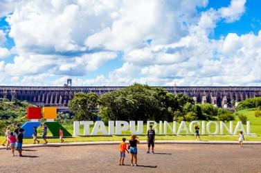 Atrativos turísticos da Itaipu devem receber mais de 11 mil visitantes