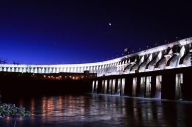 Copa América altera turismo da Itaipu; iluminação é cancelada nesta sexta-feira