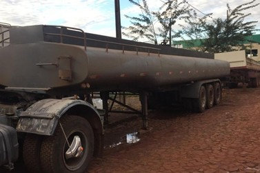 Polícia Federal apreende 1 tonelada de maconha oculta em caminhão tanque