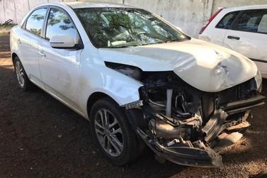 Van de turistas que ia para o Paraguai é assaltada próximo à Ponte da Amizade
