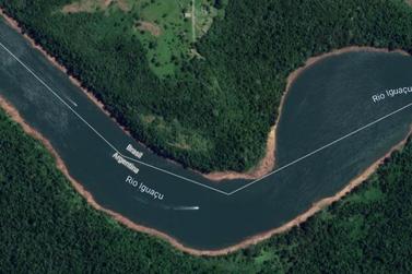 A pedido do MPF, Justiça proíbe extração de basalto em APP do Rio Iguaçu