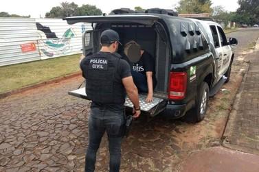 Advogada acusada de estelionato é presa pela Polícia Civil de Foz do Iguaçu