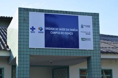 Após reforma, UBS do Campos do Iguaçu reabre as portas nesta segunda-feira