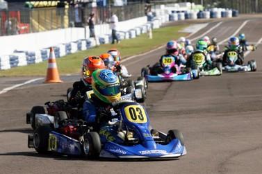 Bem preparado, Firás Fahs irá disputar seu 3º Campeonato Brasileiro de Kart
