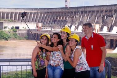 Finais da Copa América alteram horário de passeio na usina de Itaipu