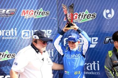 Firás Fahs conquista o 4º lugar da Cadete no Campeonato Brasileiro de Kart