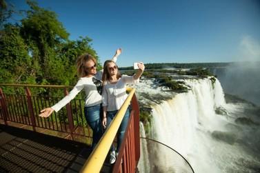"""Foz do Iguaçu é o destino """"mais amado dos brasileiros"""" em pesquisa da Booking"""