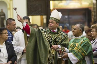 Papa Francisco nomeia Dom Sérgio como novo bispo da diocese de Foz do Iguaçu
