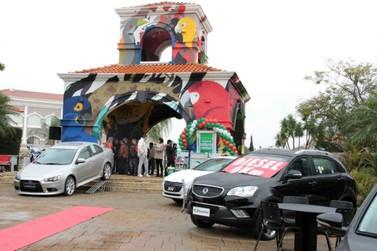 Sobre Rodas reúnem concessionárias para um grande show em Foz do Iguaçu