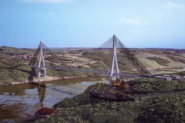 2ª Ponte: movimentação de transporte pesado deve começar em 20 dias no Paraguai